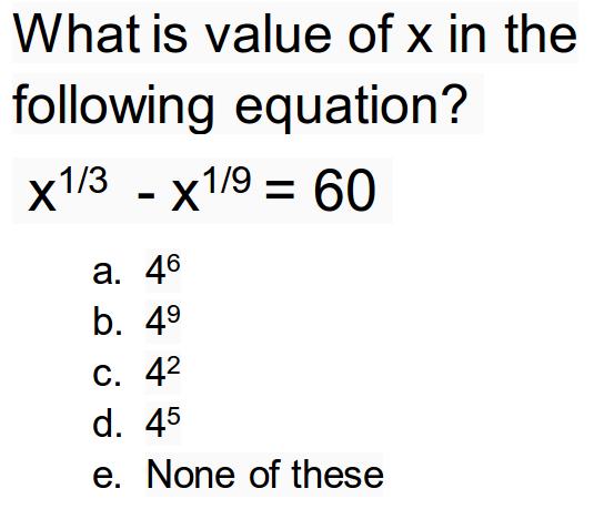 question-1