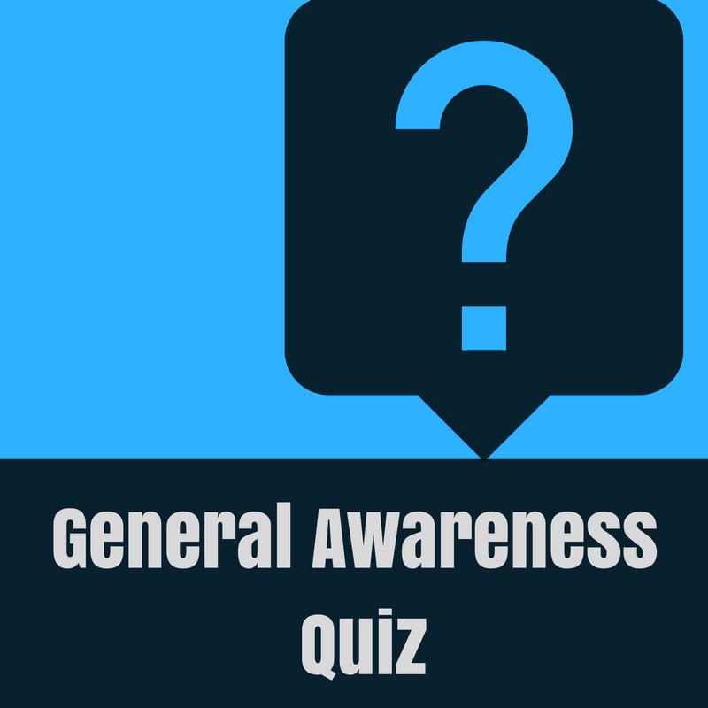 Quiz 03- Current Affairs