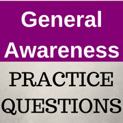 General Awareness Practice Questions