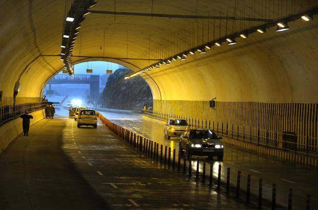 Chennai Nashri Tunnel