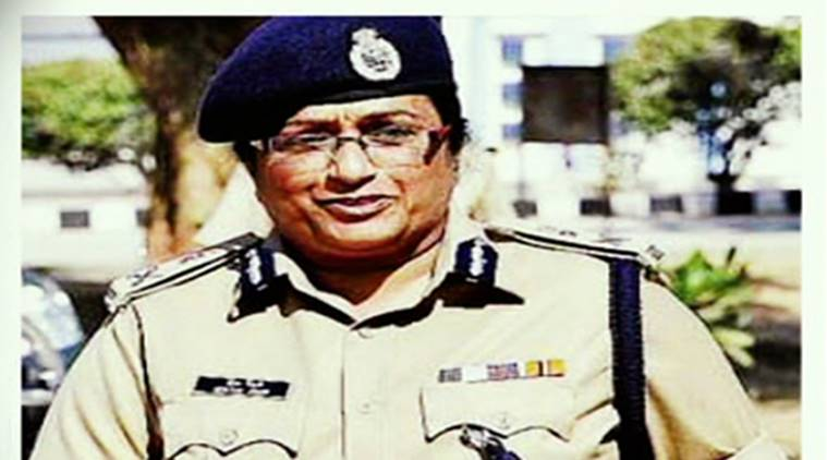 Director General of Police (DGP) Geetha Johri was appointed in-charge police chief of Gujarat