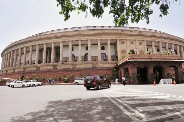 What is the composition of Parliament of India?