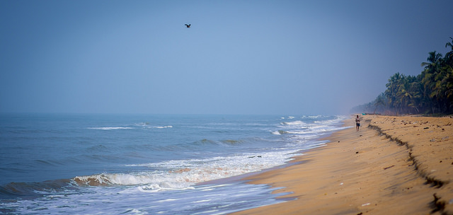 Which of the states has the largest coastline in India?