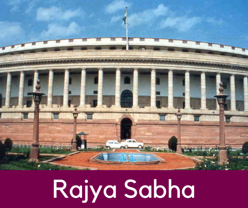 The Rajya Sabha can have a maximum strength of how manymembers?