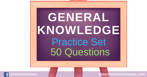 General Knowledge-Set 02